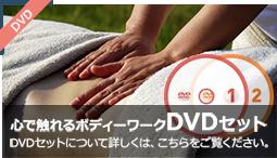 心で触れるボディーワーク DVDセット